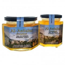 Miel de Romero DOP granada 250g 500g - Alandalus delicatessen