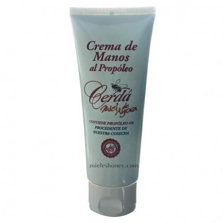 Crema de Manos con Propóleo Puro 75 ml.