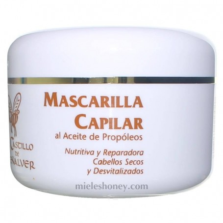 Hair Mask with Propolis oil 200ml.