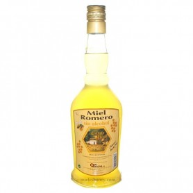 Licor de miel de romero SIN ALCOHOL 70cl