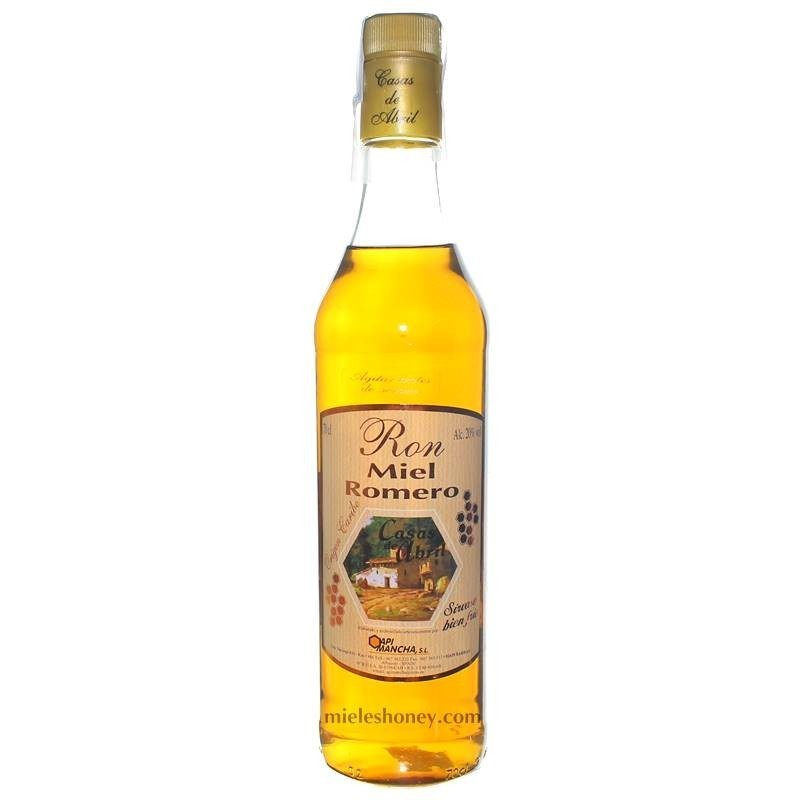 Rum with rosemary honey 70cl.