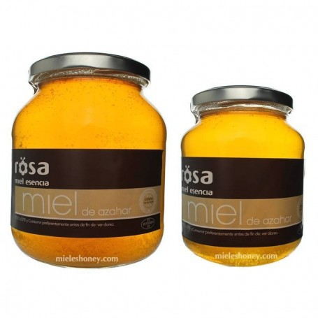 Artisan Orange Blossom Honey - (Spain)