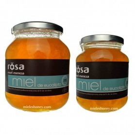 Artisan Eucalyptus Honey - (Spain)