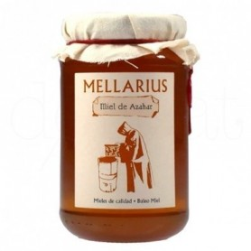 Miel de abejas de azahar