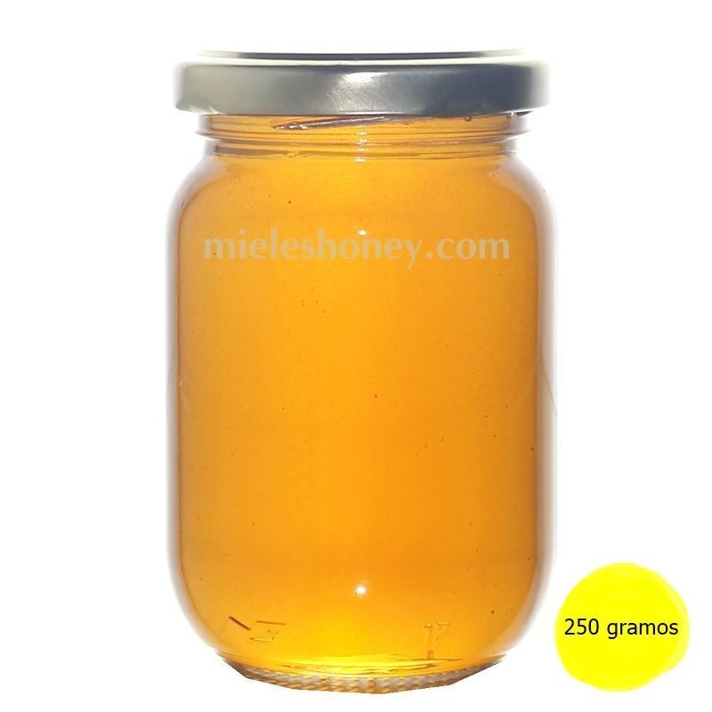 Honey pot 250 g. - Weddings and Events Gift