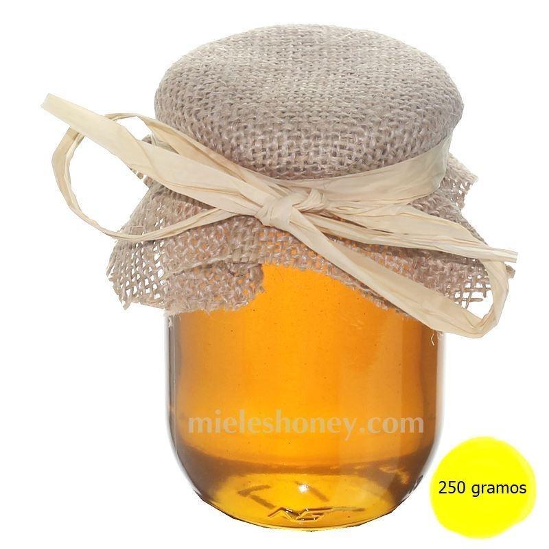 Bote de miel para detalle regalo en bodas y eventos