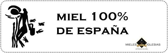 Miel de almendro 100% de España